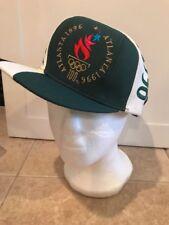 Vintage 1996 Atlanta Olympics Games Collection Snap Back Baseball Hat - New Tags