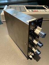 More details for api 550a discrete 3 band eq for 500 series