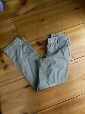 Lands End Girls Size 14 School Uniform Stretch Pencil Pants Khaki