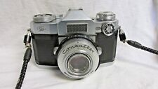VINTAGE EARLY 1960s ZEISS IKON CONTAFLEX FOR DISPLAY
