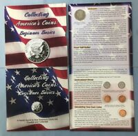 2005 US Mint Collecting America's Coins Beginner Basics Coin Set Collection #SS