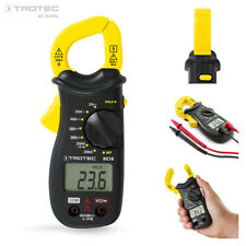 Trotec Be38 Stromzange Zangenampermeter Multimeter