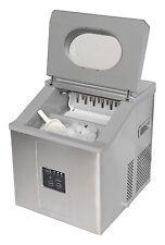 Saro Eiswürfelbereiter Eiswürfelmaschine mit Sichtfenster Eis-Würfelmaschine NEU