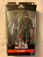 MIP 2021 HASBRO MARVEL LEGENDS  FALCON AND THE WINTER SOLDIER  U S AGENT