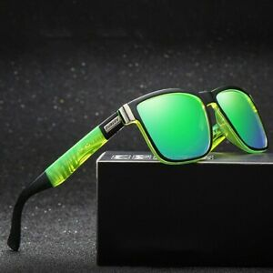Style Men's Polarized Sunglasses Driving Women Sport Fishing Outdoor Sun Glasses