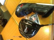 "TITLEIST ""917D2"" ADJUSTABLE DRIVER, 9.5 DEG, STIFF FLEX, LITTLE USED, BARGAIN !"