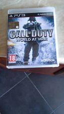 Ps3 - Call of Duty - World at War