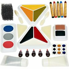 Face Paint Body Paint Kit Halloween Family Faces NEW in Package
