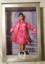 Audrey Hepburn Barbie in Breakfast At Tiffany's NRFB