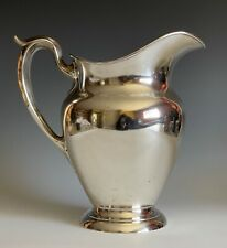 Gorham Sterling Silver Pitcher 4 1/4 Pint #182 No Monogram 592 Grams