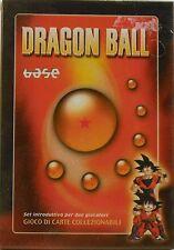 Dragon Ball mazzo base carte collezionabili 100 carte