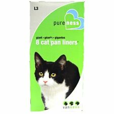 LM Van Ness Cat Pan Liners