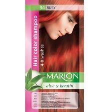 Marion Hair color shampoo sachet (lasting 4-8 washes) Aloe & Keratin 94
