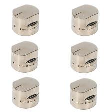 STOVES Genuine Cooker Hob Knob Switch 1000DF 1100DF 1100E 444440465 800DF x 6