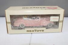 "Rextoys Cadillac 1938/40 V16  ""Cicciolina"" Pink & Complete  1:43  Boxed"