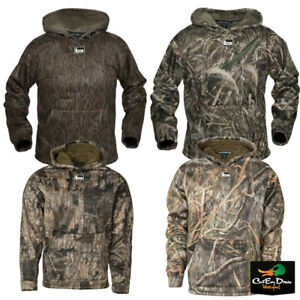 NEW BANDED GEAR ATCHAFALAYA HOODED PULLOVER FLEECE LINED CAMO HOODIE B1050003