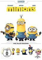 Minions von Kyle Balda   DVD   Zustand gut