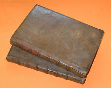 BOILEAU DESPRÉAUX ŒUVRES 2vol 1729 La Haye Gosse Neaulme Gravures Bernard Picart