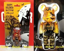 Medicom Be@rbrick 2014 Happy Halloween 100% TRICK or TREAT Bearbrick 1pc