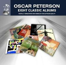 8 Classic Albums von Oscar Peterson (2011)