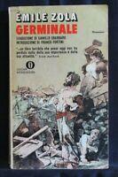 GERMINALE. Emile Zola. Mondadori.