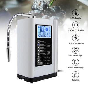 Alkaline Acid Water Ionizer Purifier Maschinenfiltersteuerung Touchscreen 6000L