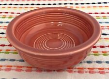 Vintage Fiestaware Rose 4 3/4 inch Fruit Bowl Fiesta 1950s Pink Small Bowl