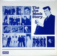 THE JOE MEEK STORY ~ Rare 1977 UK Decca 24-track 2xLP vinyl set ~ TORNADOS~HEINZ