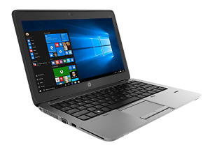 HP ELITEBOOK 820 LAPTOP WIN 10  CORE i7 WEBCAM 8GB 128GB SSD Office  