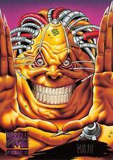 MOJO / 1995 Marvel Masterpieces (Fleer) Base Trading Card #134