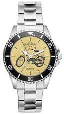 Geschenk für Hercules Optima Mofa Fahrer Fans Kiesenberg Uhr 20610