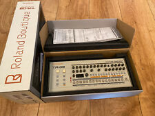 Roland Boutique TR-09 rhythm Composer DRUM MACHINE fully Boxed With Instructions