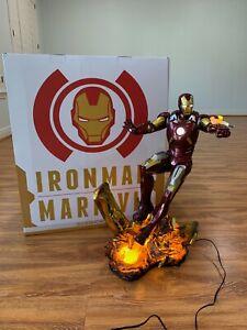 Iron Man Mark VII Sideshow Collectible