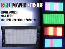 RGB LED strobe strobo DMX cieca DJ aura DJ EFFETTO Icon GERMANY