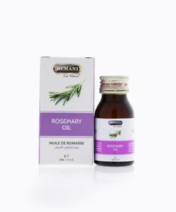 Hemani Rosmarinöl - 30ml - 100% naturreines ätherisches Öl