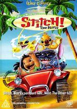 Stitch! The Movie : NEW DVD : Lilo & Stitch