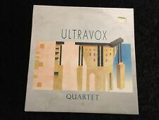 ULTRAVOX Quartet LP 1982