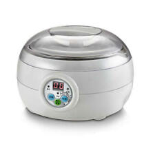 Electric Automatic Yoghurt Maker Rice Wine Natto Cuisine Container 1.5L FDA APP