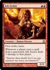 MTG MAGIC RETURN TO RAVNICA ASH ZEALOT (NM) FRENCH ZELATRICE DES CENDRES FOIL