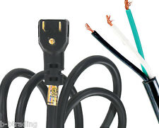 Nema 5-15 Power Supply Cord 9 Ft 2P 3W 13A 125V 90 Degree Angle Plug 16-3 Sjto