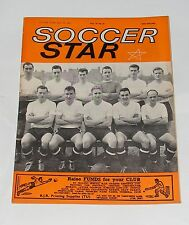 SOCCER STAR MAGAZINE APRIL 28TH 1962 - BURY TEAM GROUP