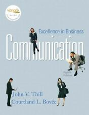 Excellence in Business Communication (8th Edition)  @@@@@@@@@@@@@@@@@@@@@@@@@