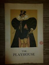 1933 Theatre Programme: AFTER THE EVENT / OTHER PEOPLES LIVES - Geoffrey Edwards