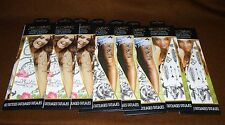 Skin Couture Lot of 8 Packs Temporary Tattoos 350 Tattoo Included NEW AND SEALED