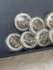 Lot De 8 Sublimes Boutons Chanel Tete Lion Neuf