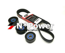 GATES DRIVE BELT & PULLEY SET FOR Holden Colorado RG 6.12-on 2.8L Turbo LWH