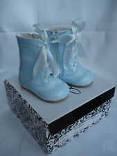 SEVVA Spanish Patent Shoes Boots for girls