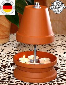 ▀ Teelichtofen Kerzenofen Teelichtkamin Teelichtheizung bemalbar Duftkerzen NEU▀