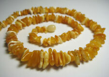 Genuine Butterscotch BALTIC  AMBER Necklace