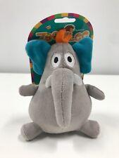 Petmate Zoobilee soft bite elephant, Small Dog Toy New